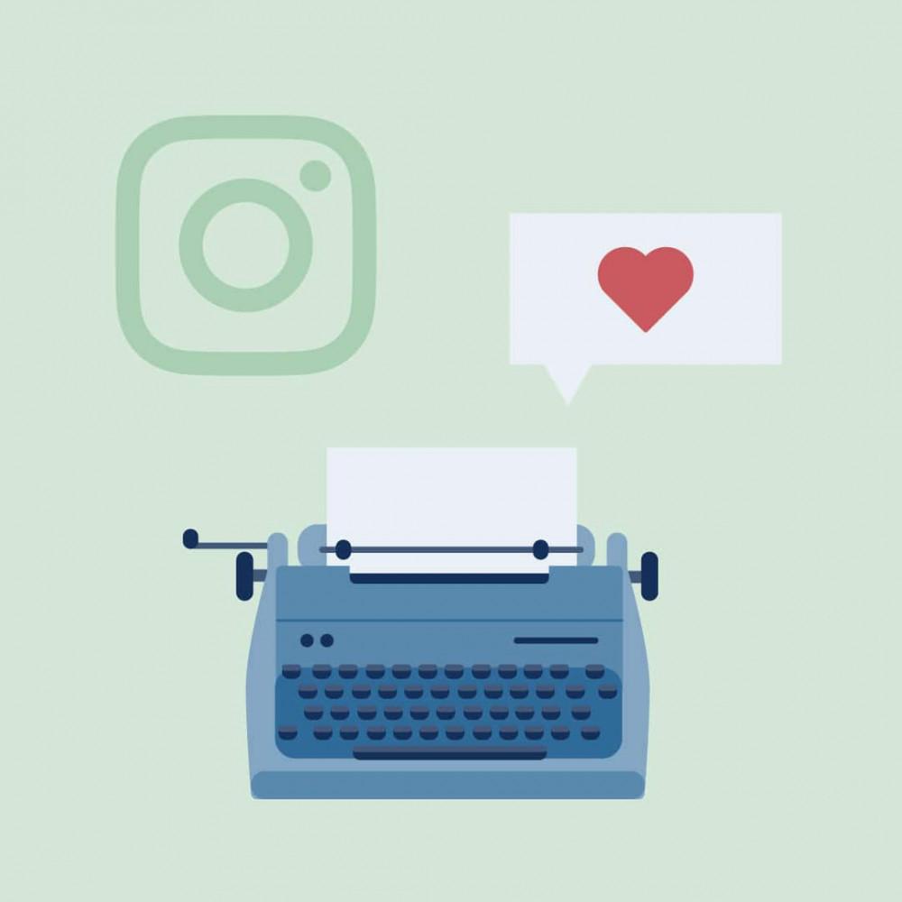 How To Write A Good Instagram Caption?