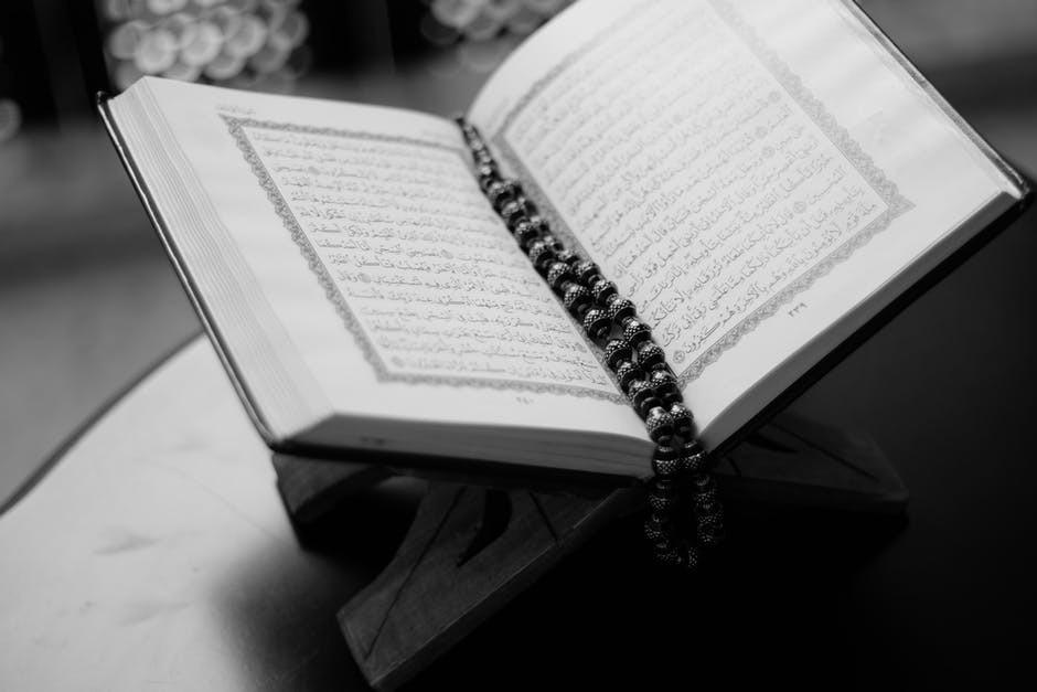 Granatäpfel im Koran
