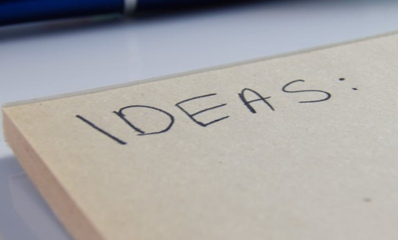 list of ideas
