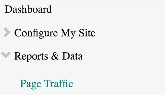 find website rankings in bing webmaster tools reports and data dashboard