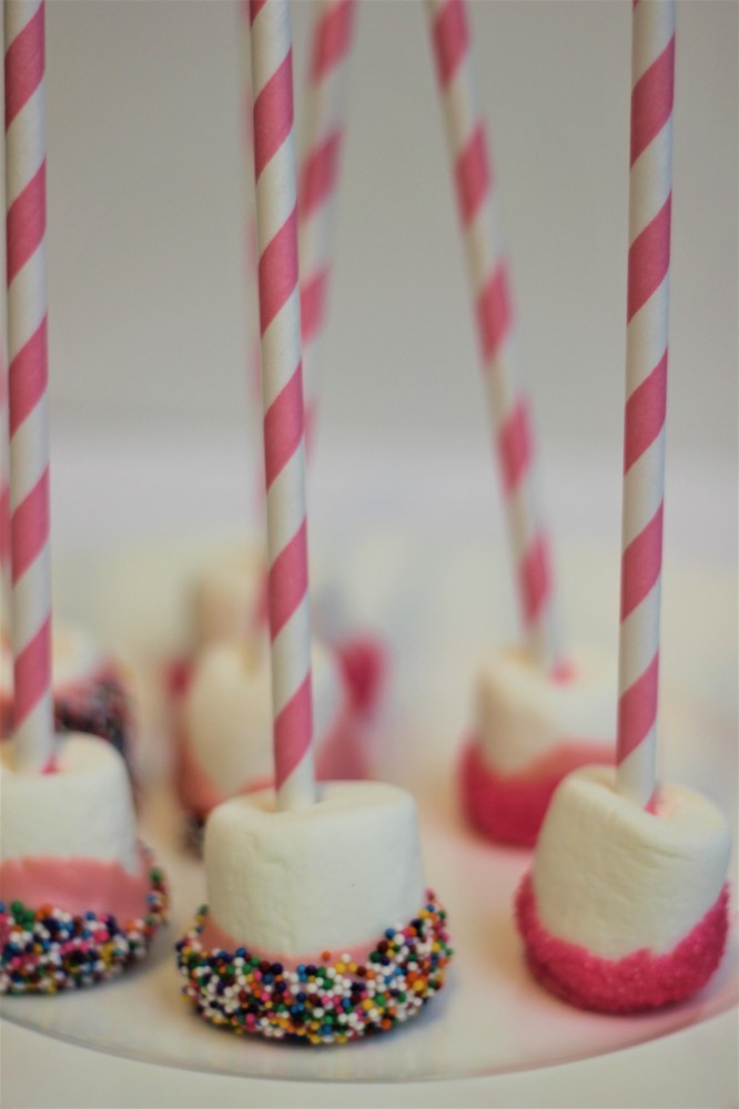 perfect marshmallow pops