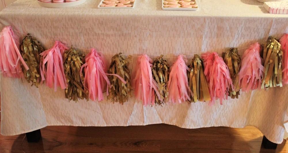 tassle garland