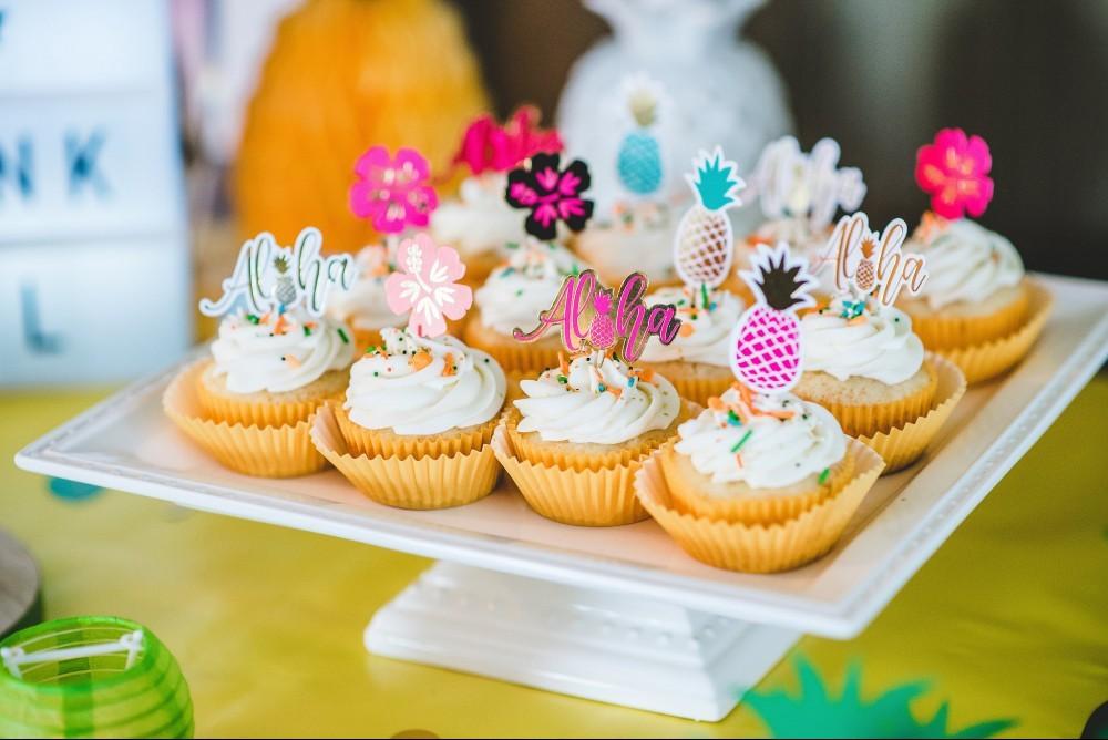 pina colada cupcake recipe