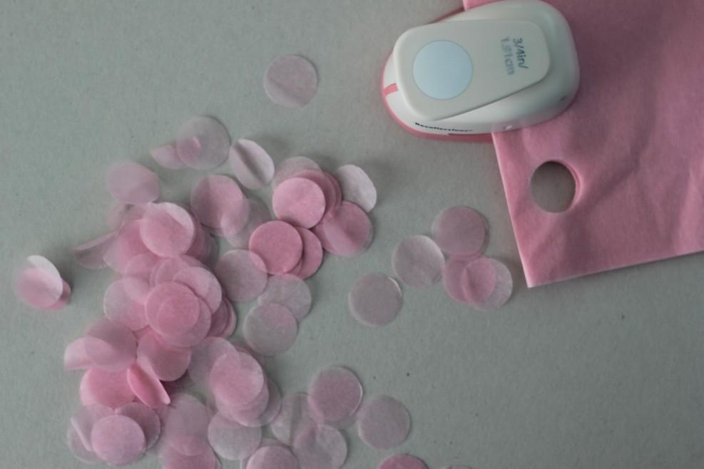 Tissue Confetti