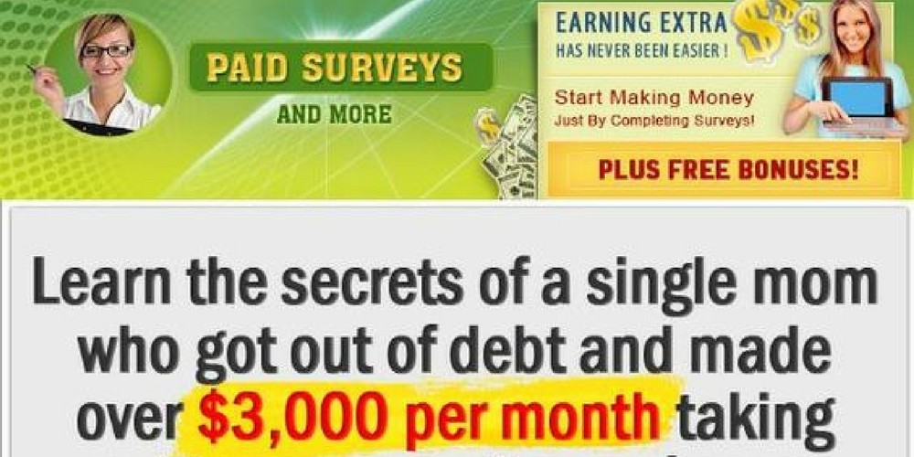 is paid surveys and more a scam