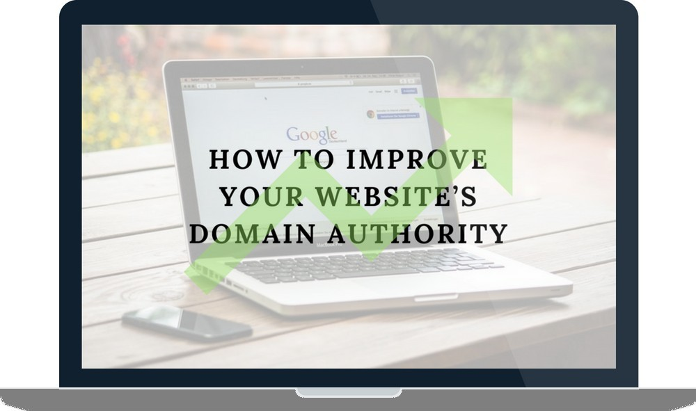 how to improve your website's domain authority