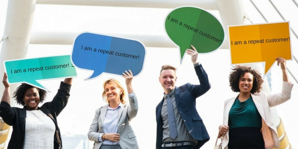 build your own customer base