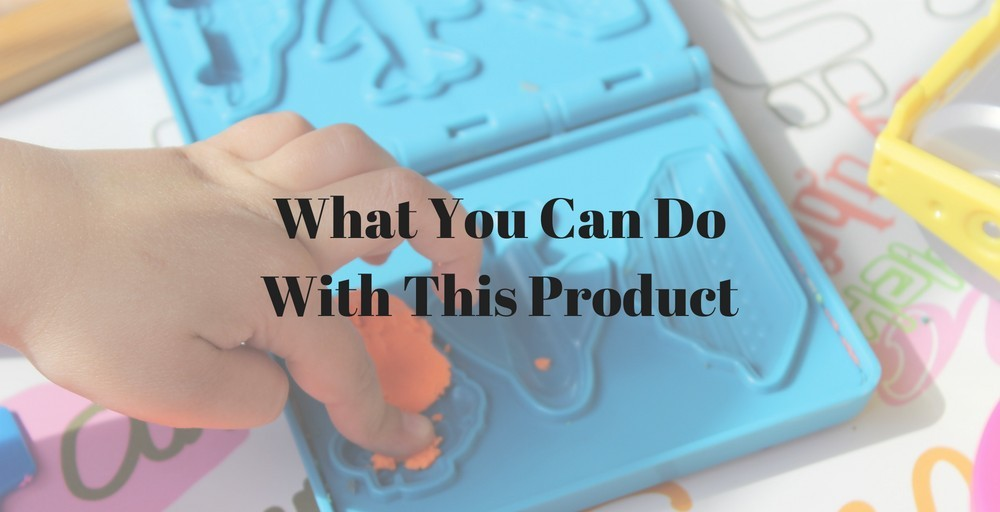 what can you do with this product, offer a product guide