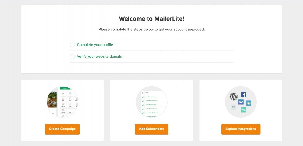 mailerlite 2 step validation
