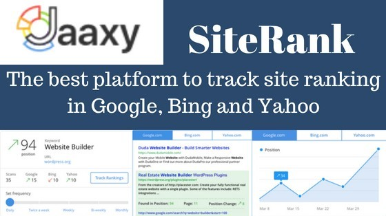Is Jaaxy SiteRank the best how to check for site ranking | Review