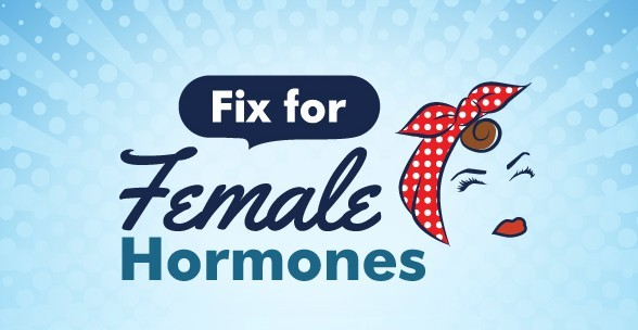 Fix for Female Hormones News for 2018