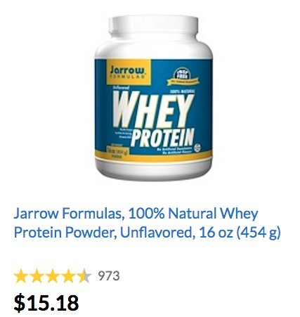 What is the best whey protein powder for weight loss for women and men |Review