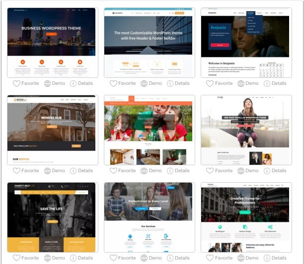 5 easy steps how to make a website in a free WordPress builder