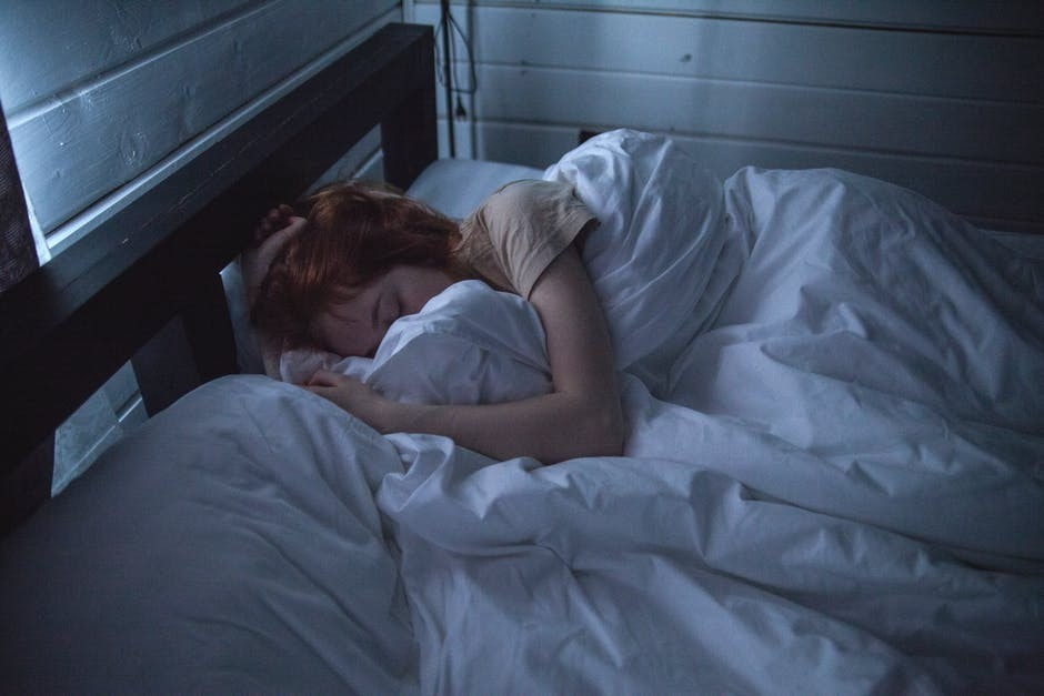 Get enough sleep to reduce inflammation in the body