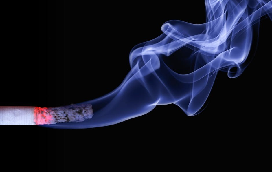 stop smoking to reduce inflammation in the body