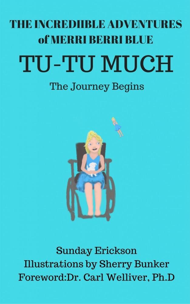 The Incredible Adventures of Merri Berri Blue; Tu-tu Much; The Journey Begins