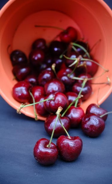 Red Cherry Berry Review