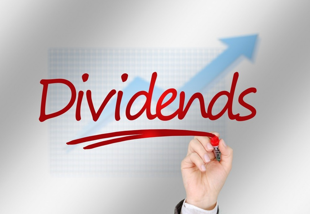 stocks high dividends
