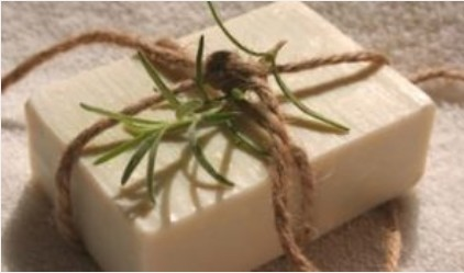 green tea shampoo and soap