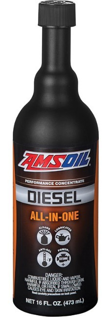 amsoil turbo diesel all in one