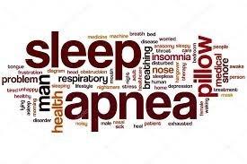 Sleep Apnea must be treated.