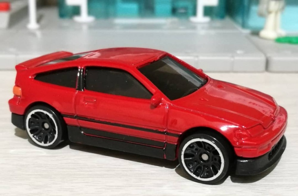 2019 Hot Wheels 88 Honda Civic CRX Nightburnerz