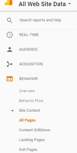 How to find and fix broken links with Google Analytics?