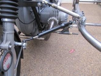 VW Steering Damper Sidecar