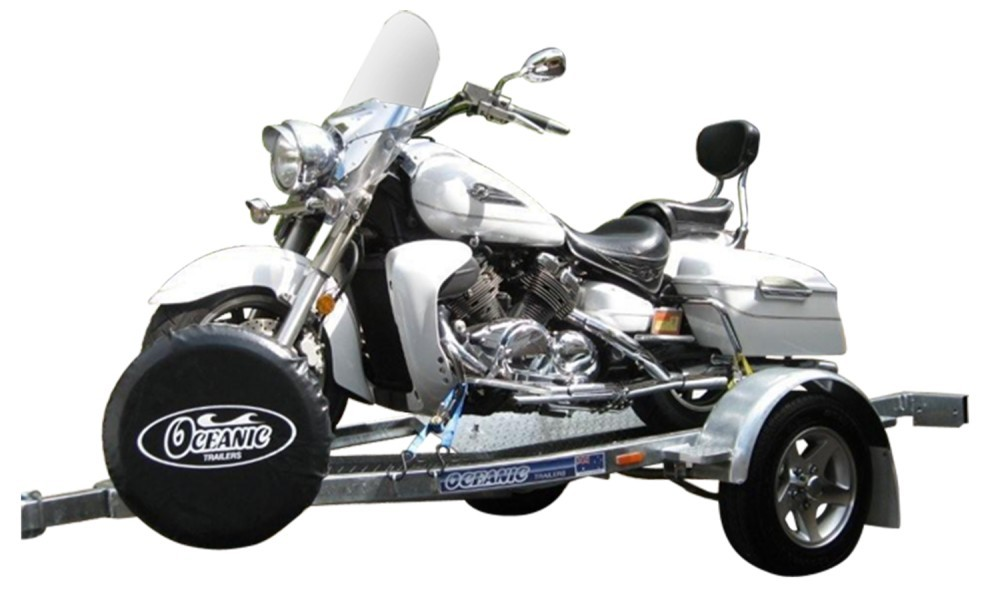 Oceanic Motorcycle Trailer