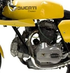 Ducati L-Twin Engine