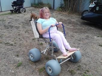 Beach_Wheelchair