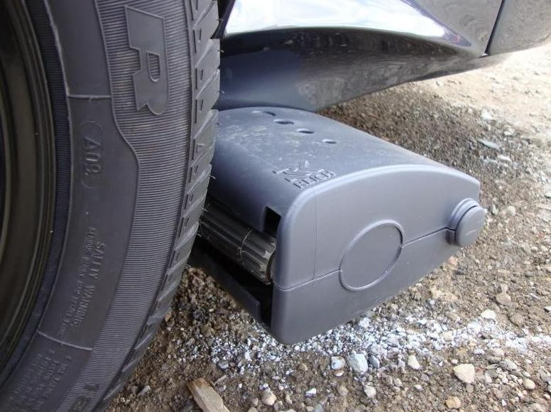 Motorcycle Sidecar Reverse Gear