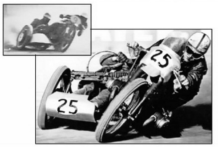 Parallel Sidecar Combination