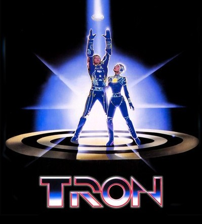 Tron Motorcycle Movie 1982