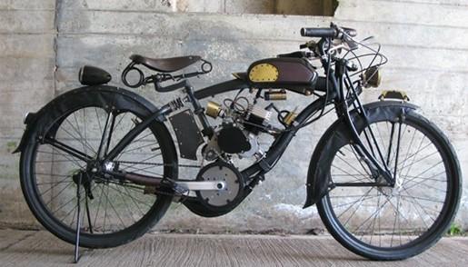 Paradox Motorcycle