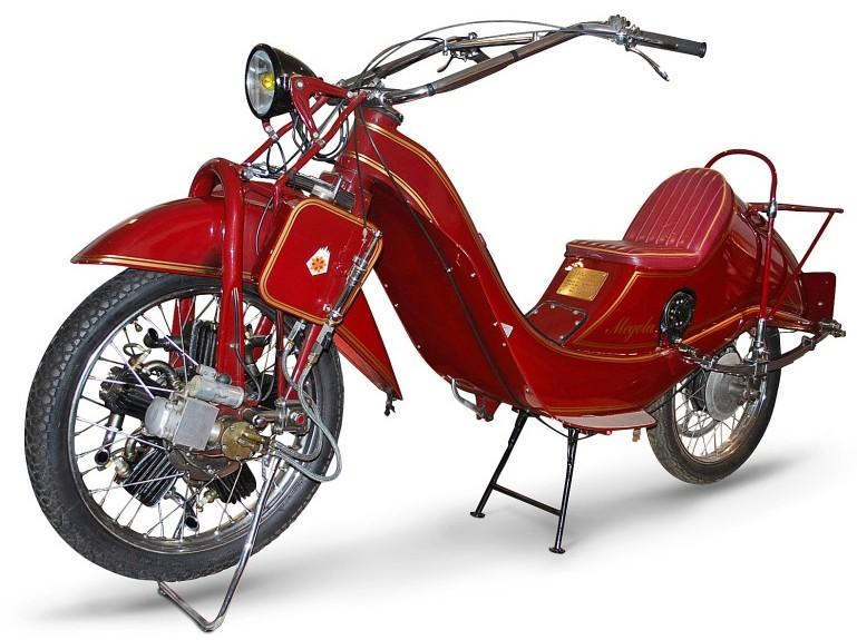 Megola Rotory Engine Motorcycle