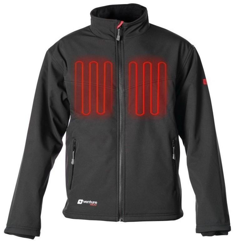 Heated Venture Motorcycle Jacket