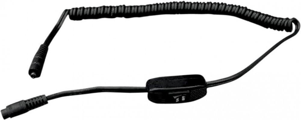 Gears Heated Switch Cord