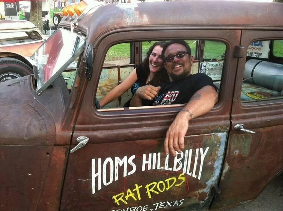Dennis Hom's Hillbilly Rat Rods