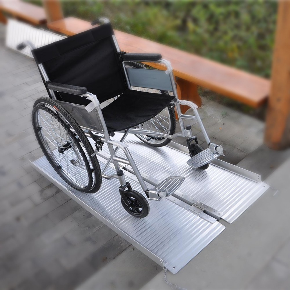 Wheelchair Multi-size Folding Ramp