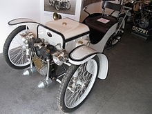 Morgan Runabout 1909