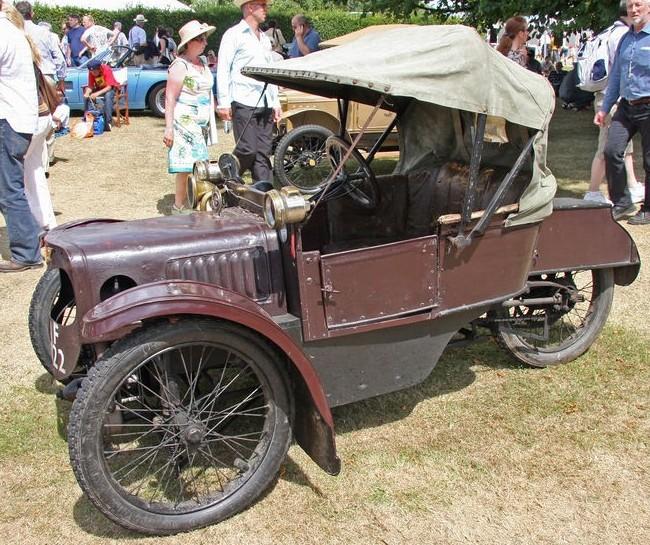 Morgan Runabout Deluxe 1912