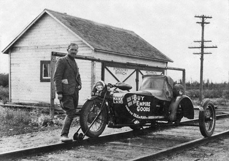 Railway Motorcycle