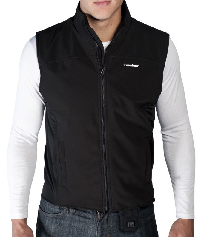 Venture Heated Motorcycle Vest