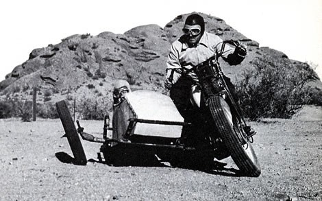 Parallel Motorcycle Sidecar Combination