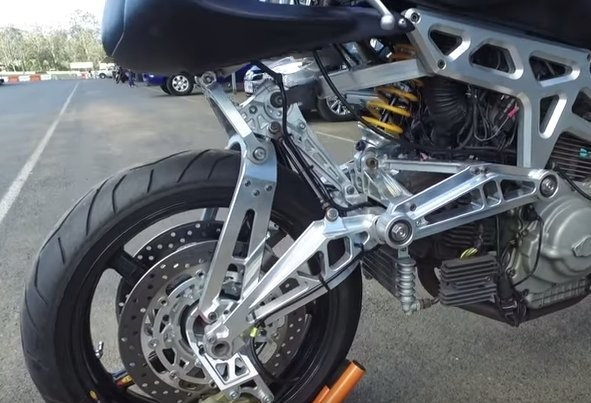 Motoinno Front Suspension