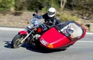 Flexit Sidecar Motorcycle Rig