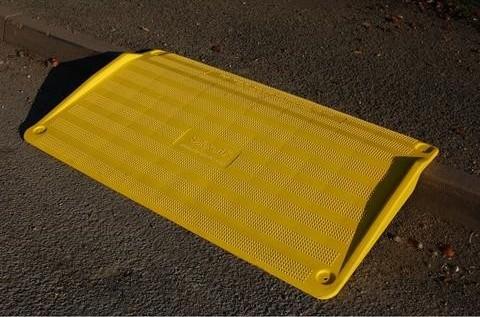 Wheelchair Kerb Pedestrian Ramp