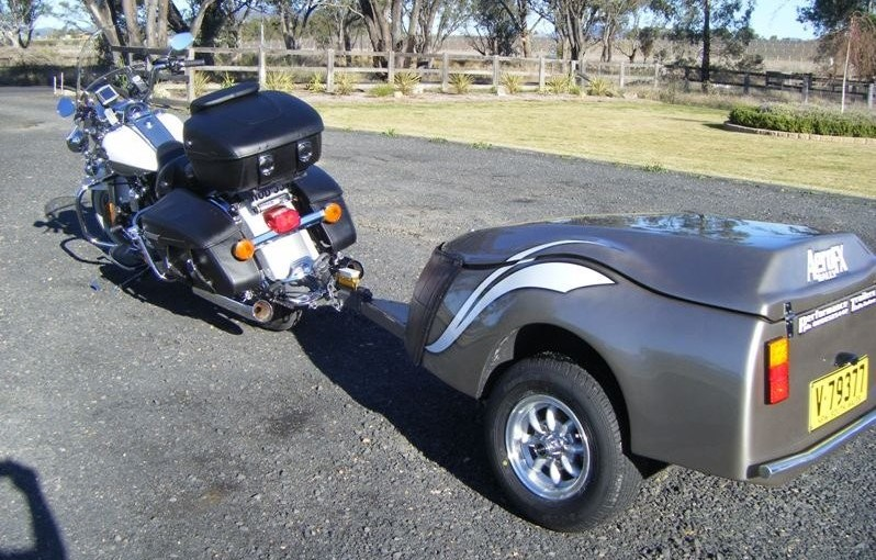Performance Motorcycle Trailers