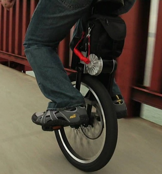 SBU - Self Balancing Unicycle